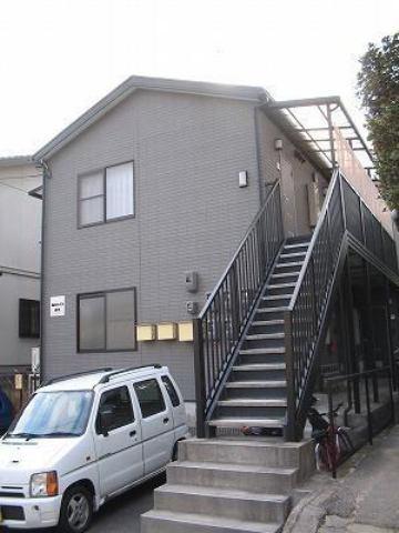 音戸ハイツ川本の外観写真