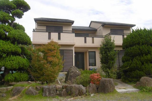 江泊売家(倉庫・事務所付)の外観写真