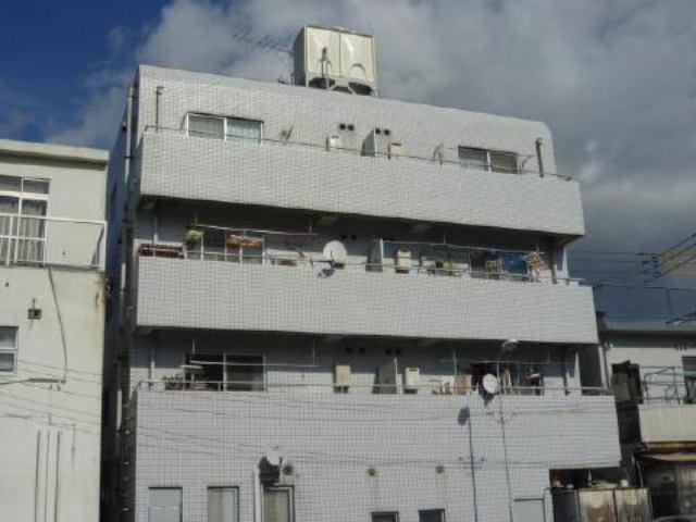 扇ビルの外観写真