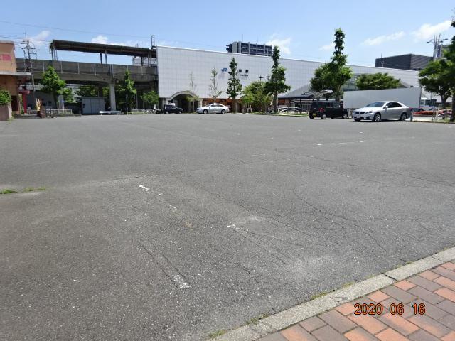 駅南町駐車場の外観写真