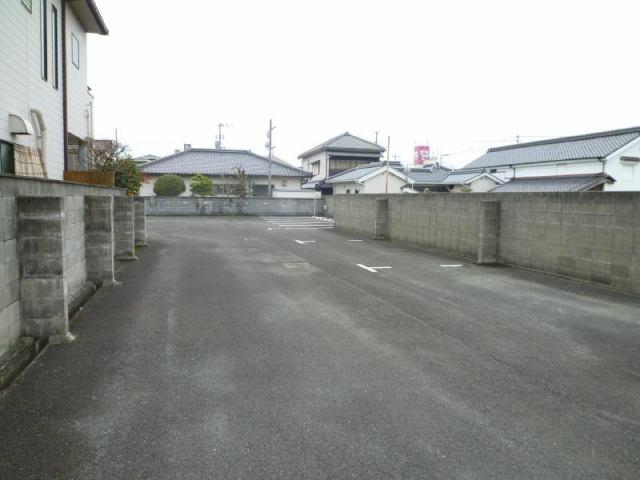 宮市駐車場の外観写真