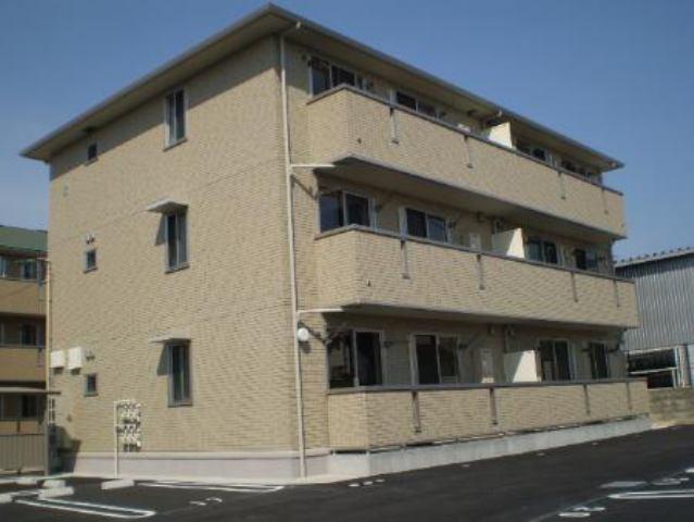 セジュールスハマB棟の外観写真