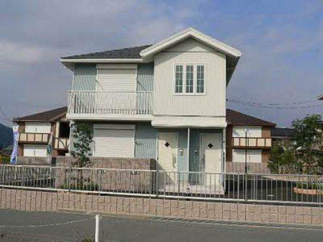 ガーデンプレイスTAMURA C棟の外観写真