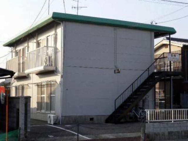 コーポ国衙の外観写真