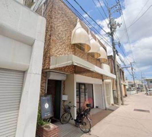 石井ビル2F店舗の外観写真