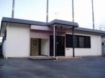 原宿町テナント 平屋の外観写真