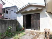 冨永酒造倉庫の外観写真
