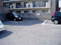 隅駐車場の外観写真