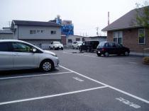 まえだ駐車場の外観写真
