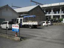 長尾千代田駐車場の外観写真