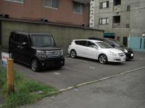 大田第一駐車場の外観写真