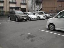 大田第二駐車場の外観写真
