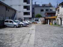 飯島町駐車場の外観写真