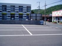 こすもす駐車場の外観写真