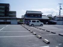 高藤駐車場の外観写真
