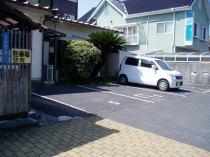 ねむの木駐車場の外観写真