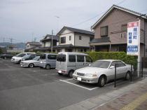 堀川町駐車場の外観写真