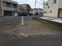 赤石町緑松駐車場の外観写真