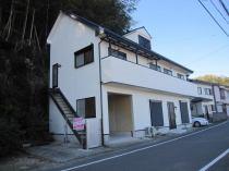 田野町戸建賃貸の外観写真
