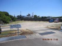 赤石駅前駐車場の外観写真
