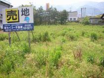 中之庄町 土地の外観写真