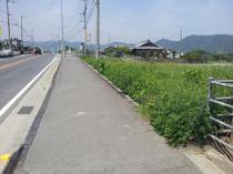 愛媛県四国中央市土居町上野