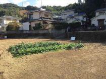 松山市高野町 北側の外観写真