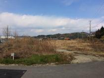 大西町 土地の外観写真