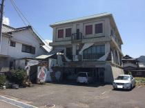 松山市浅海原 店舗の外観写真