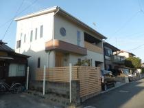 西条市福武 中古住宅の外観写真