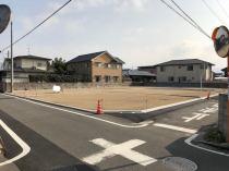 伊予郡松前町北黒田 4号地の外観写真