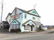 朝倉下 店舗付住宅の外観写真