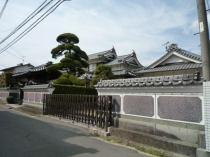 松山市西垣生町の外観写真