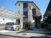 松山市鷹子町の外観写真