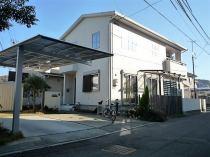 松山市道後北代の外観写真