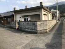 寒川町西原 建付土地の外観写真