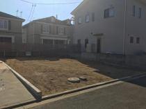 松山市鴨川3丁目 土地の外観写真