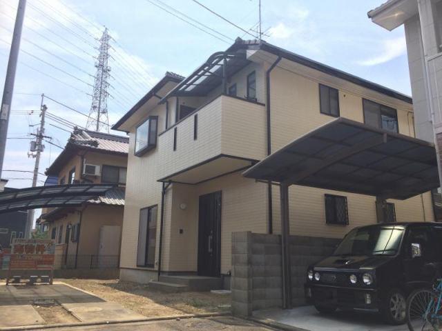 愛媛県松山市北久米町 中古住宅
