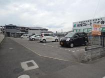 神野駐車場(アサヒパレス庄内)の外観写真