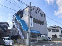 永田石材ビルの外観写真