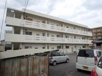 武村マンション 朝日の外観写真