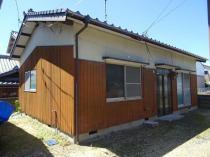 八町西(矢野千)貸家の外観写真