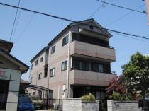 松本マンション(北日吉町)の外観写真