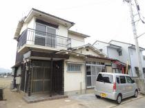 横田町3丁目借家の外観写真