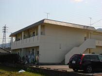 平石マンションの外観写真