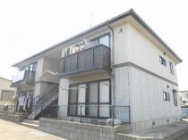 アクセスS K A棟の外観写真