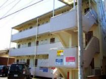 R4マンションの外観写真