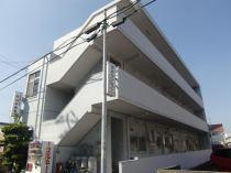 河本マンションの外観写真