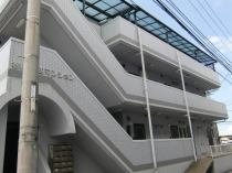 参川第4マンションの外観写真