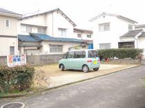 渡部月極駐車場の外観写真